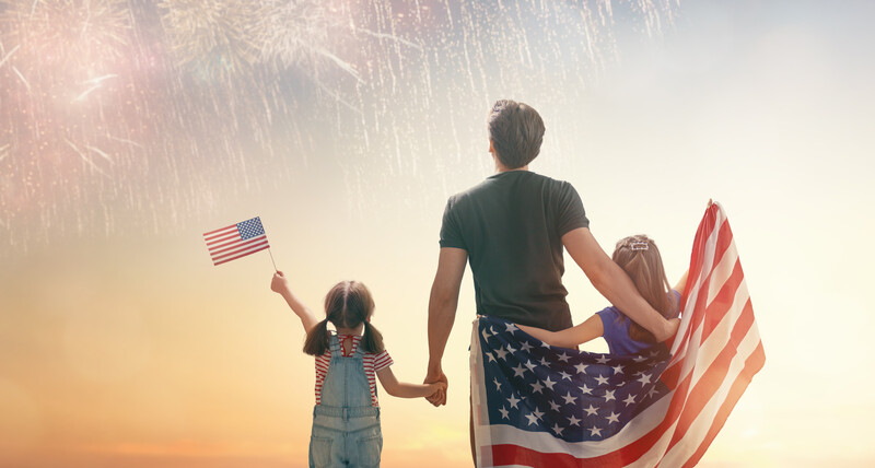 4th of July without your children