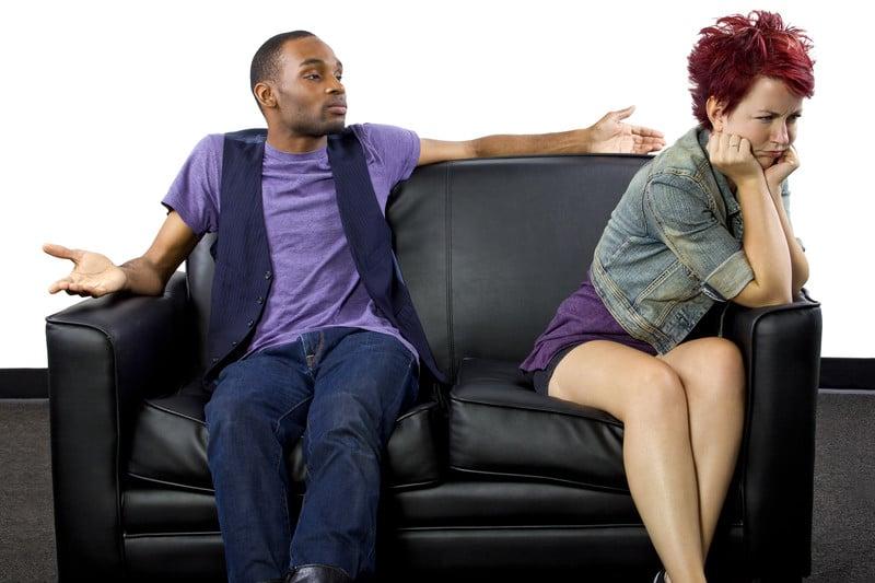 high divorce rate