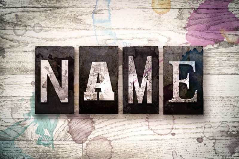 why i didn't change my last name