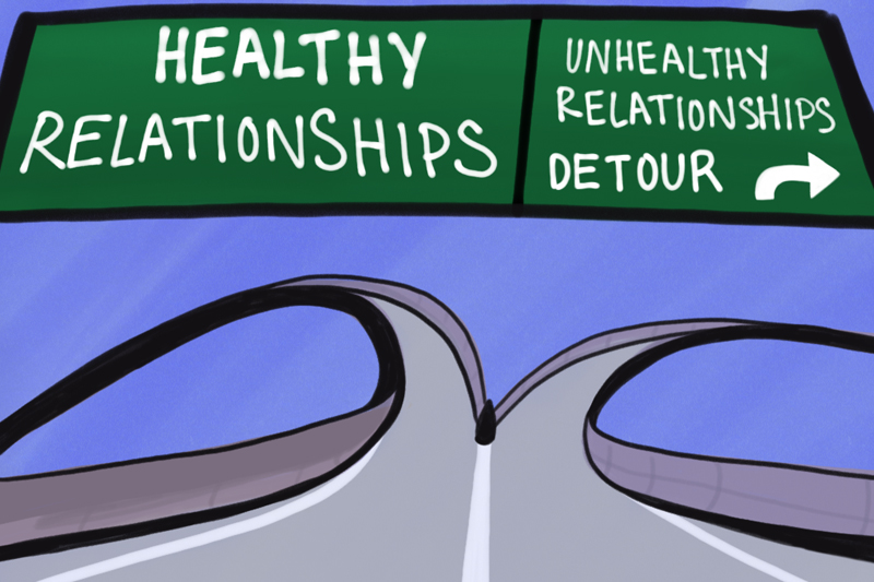 unhealthy relationship attachment style
