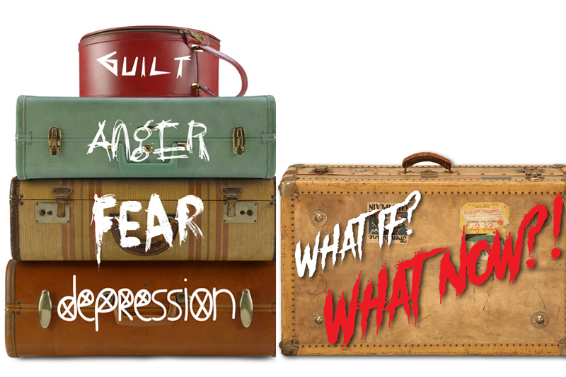 unpack your emotional baggage