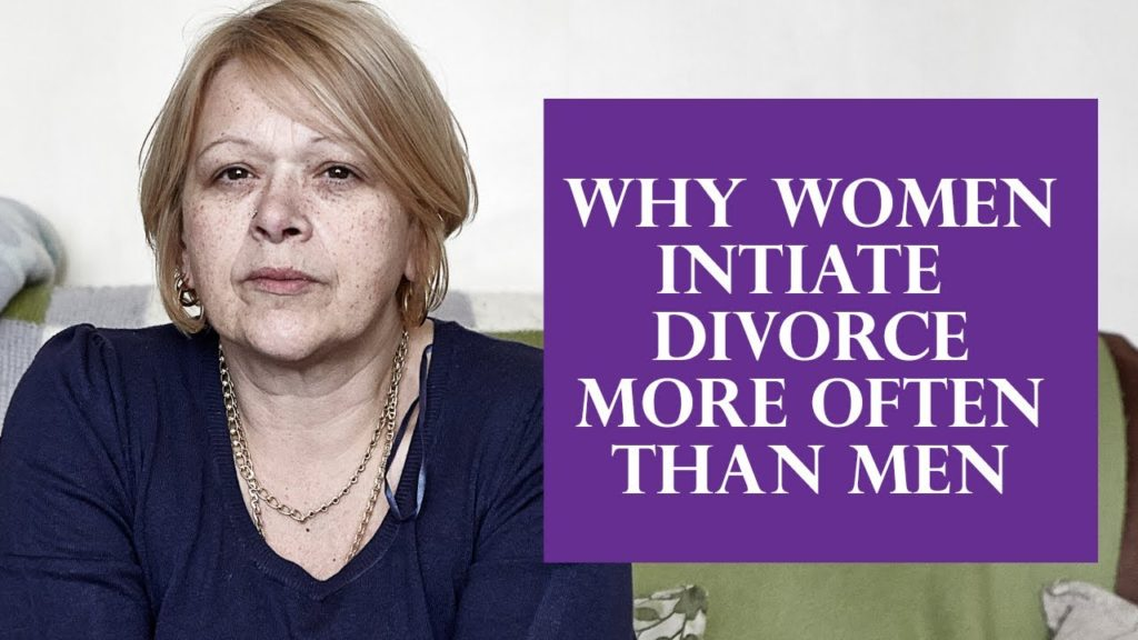 Women Initiate Divorce More Often Than Men